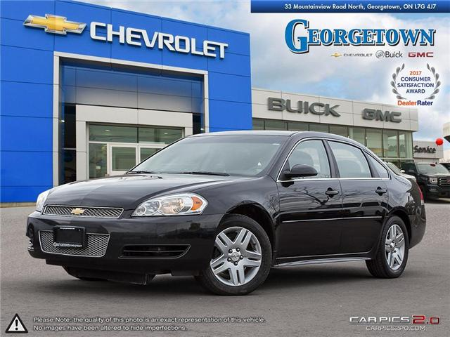 Used 2013 Chevrolet Impala LT in Georgetown Ontario at Used Car Clearance prices from Georgetown Chevrolet