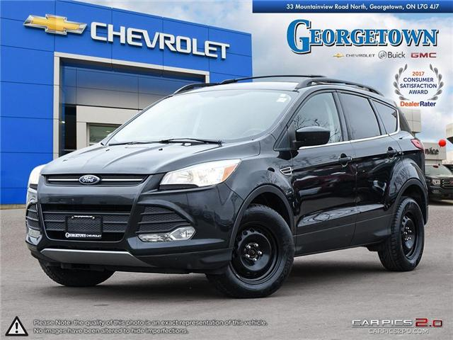 Used 2013 Ford Escape SE in Georgetown Ontario at Used Car Clearance prices from Georgetown Chevrolet Buick GMC
