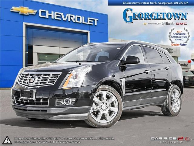 Used 2016 Cadillac SRX Premium AWD in Georgetown Ontario at Used Car Cleararance prices from Georgetown Chevrolet