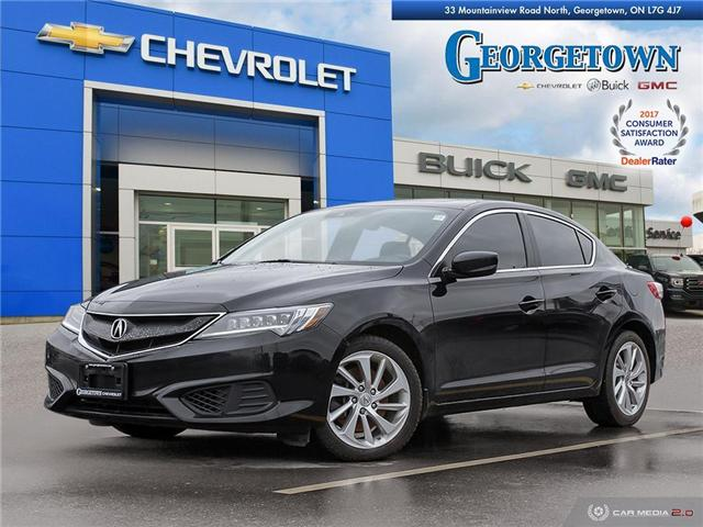 Used 2017 Acura ILX in Georgetown Ontario at Used Car Clearance prices from Georgetown Chevrolet