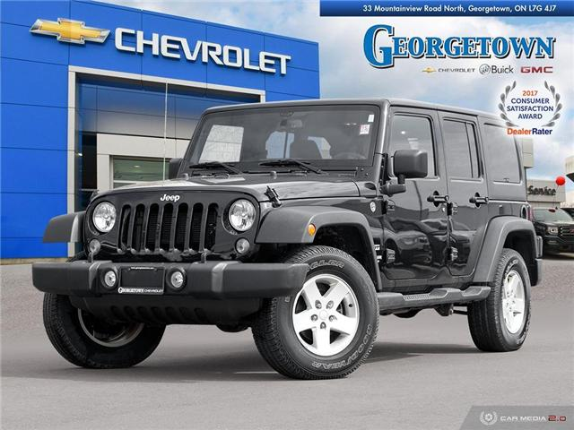 Used 2015 Jeep Wrangler Unlimited in Georgetown Ontario at Used Car Clearance prices from Georgetown Chevrolet