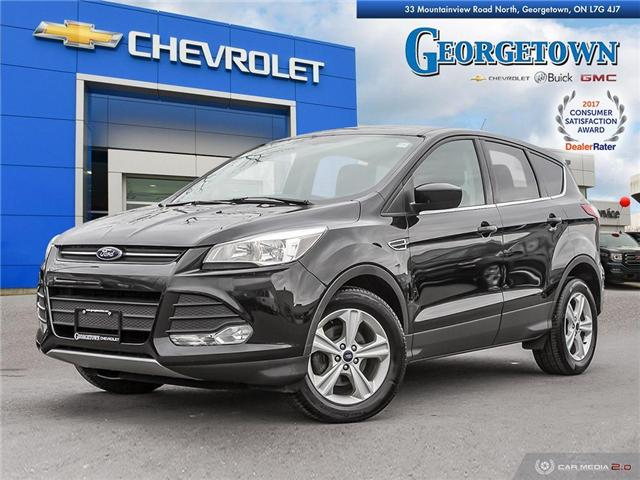 Used 2015 Ford Escape SE in Georgetown Ontario at Used Car Clerance prices from Georgetown Chevrolet