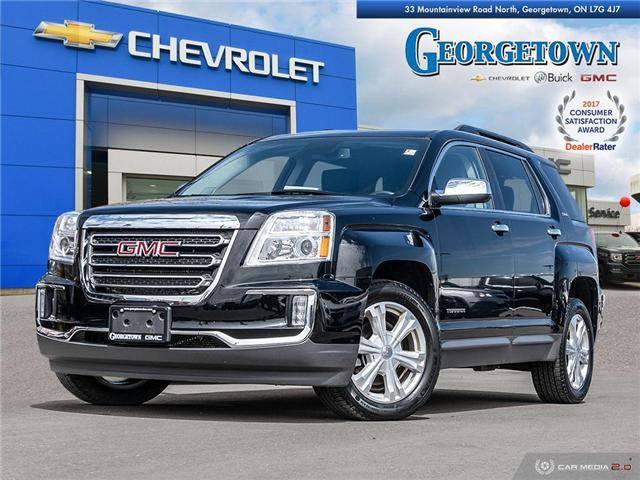 Used 2017 GMC Terrain SLE-2 in Georgetown Ontario at Used Car Clearance from Georgetown Chevrolet Buick GMC
