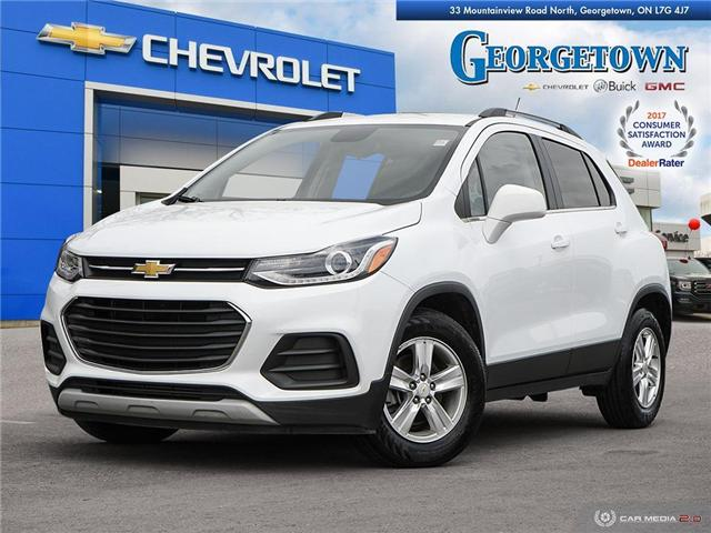 Used 2018 Chevrolet Trax LT FWD in Georgetown Ontario at Used Car Clearance prices from Georgetown Chevrolet Buick GMC