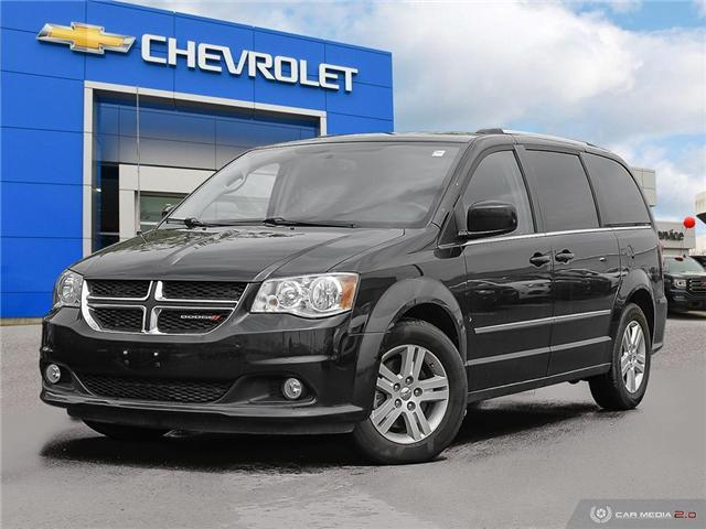 Used 2017 Dodge Grand Caravan Crew in Georgetown Ontario at Used Car Clearance prices from Georgetown Chevrolet