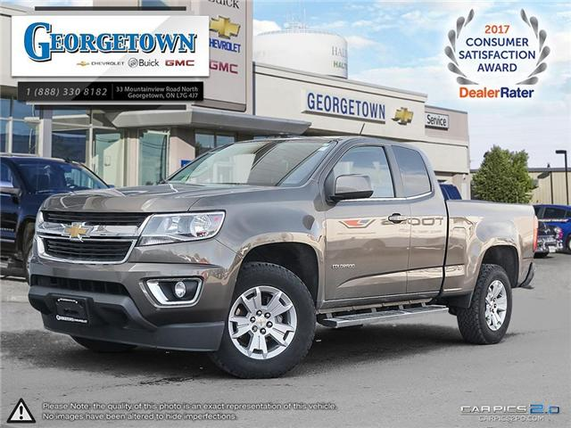 Used 2015 Chevrolet Colorado 2LT Extended Cab 4x4 in Georgetown Ontario at Used Car Clearance prices from Georgetown Chevrolet Buick GMC