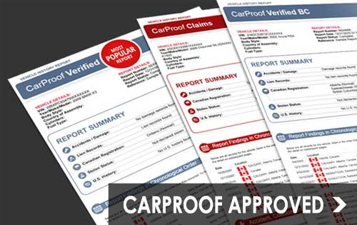 Learn more about CarProof reports from Georgetown Chevrolet Buick GMC