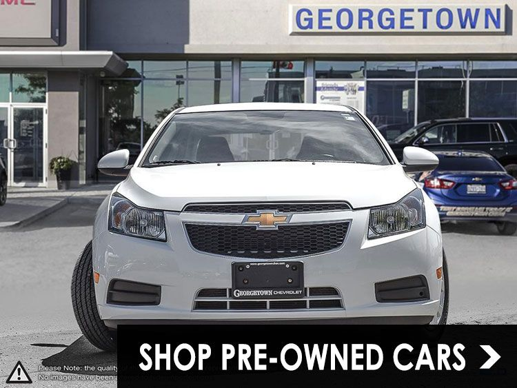 Shop used cars in Georgetown from Georgetown Chevrolet Buick GMC