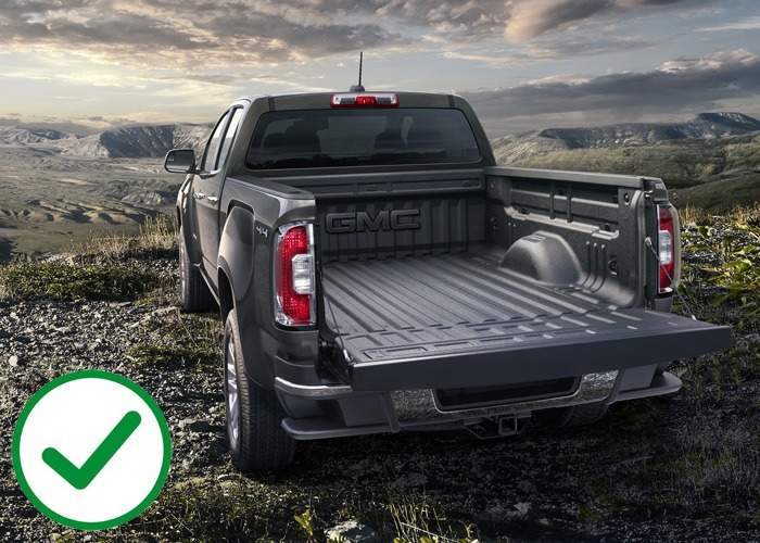 Chevrolet Colorado and GMC Canyon offer better bed and box construction than the Toyota Tacoma