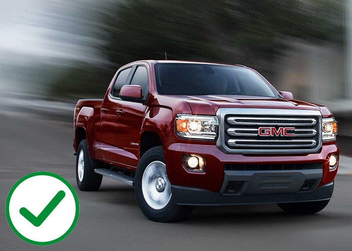 Toyota Tacoma Access Cab >> Toyota Tacoma vs. GMC Canyon or Chevrolet Colorado - Georgetown Chevrolet Buick GMC