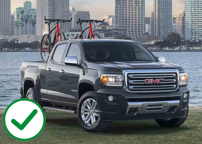 Canyon Vs Colorado >> Toyota Tacoma Vs Gmc Canyon Or Chevrolet Colorado