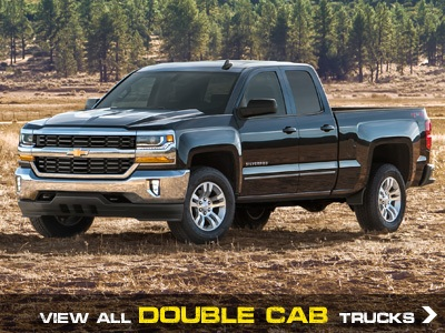 View all new Double Cab trucks in Georgetown Ontario