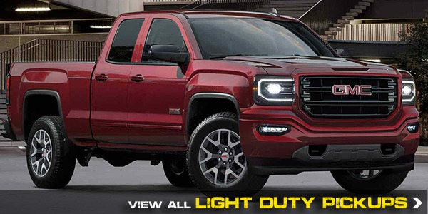 View all Chevrolet and GMC light duty trucks available in Georgetown
