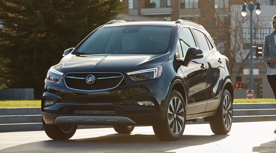 Lease a 2018 Buick Encore in Georgetown Ontario from Georgetown Buick
