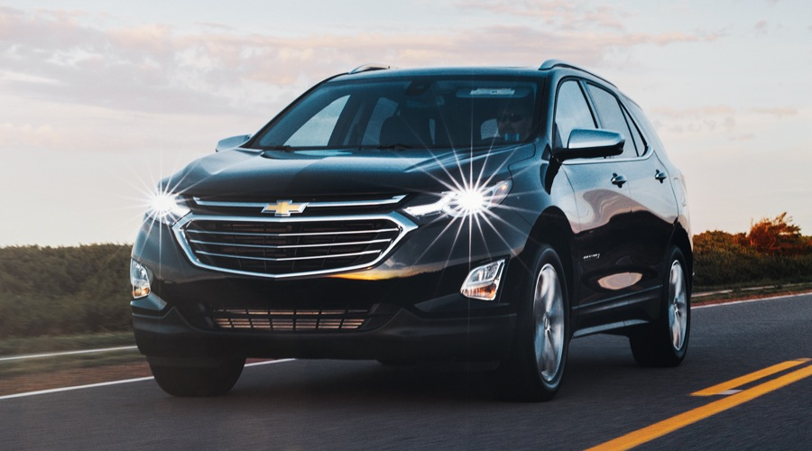 Lease a 2018 Chevrolet Equinox in Georgetown Ontario from Georgetown Chevrolet