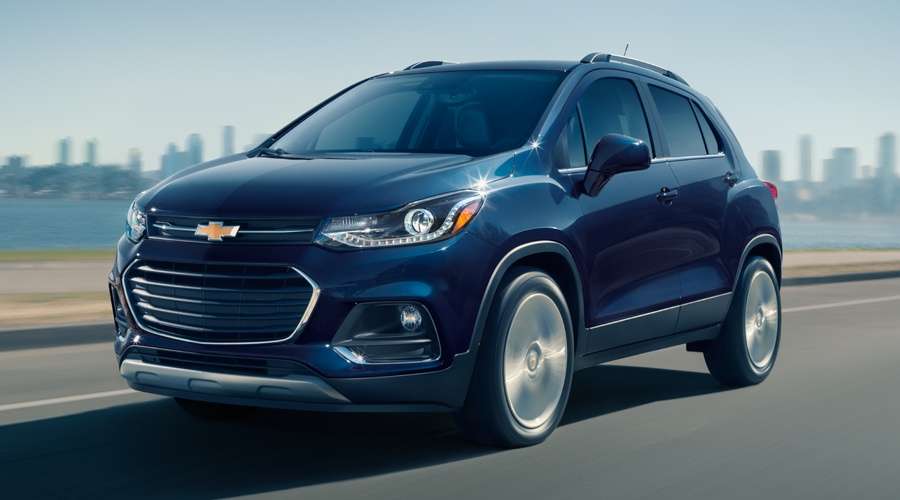 Lease a 2018 Chevrolet Trax in Georgetown Ontario from Georgetown Chevrolet