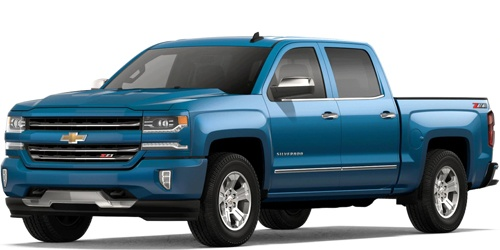 winter tires for your Chevrolet Silverado in Georgetown Ontario from Georgetown Chevrolet