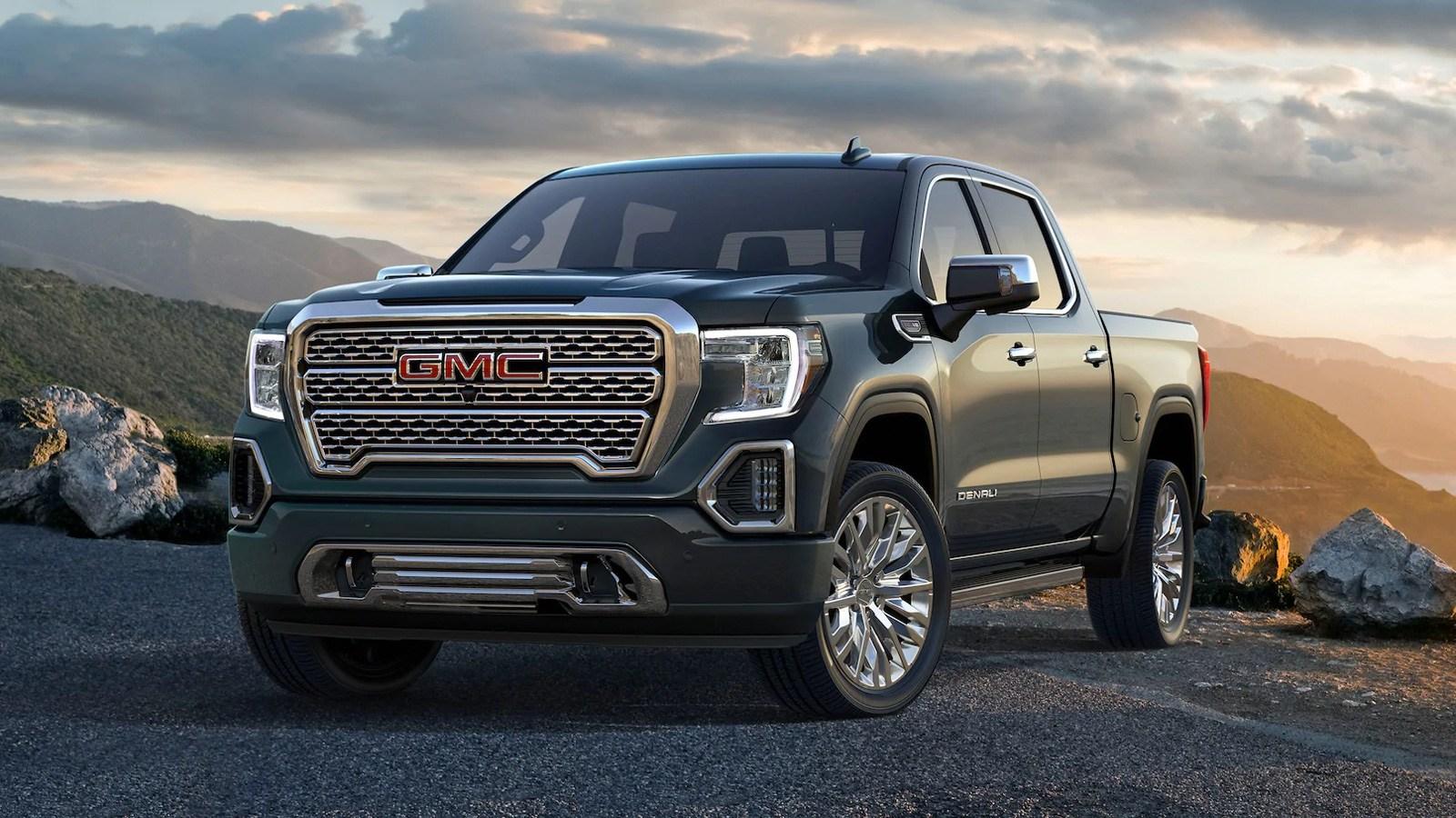 2019 GMC Sierra pickup truck in Georgetown and Halton Hills Ontario