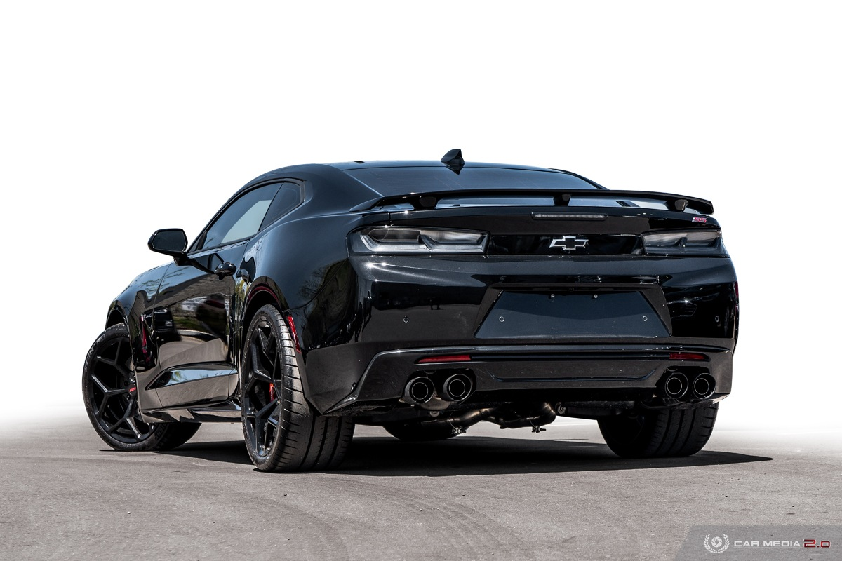 Build your Custom Chevrolet Camaro or other Performance vehicle at the Georgetown Chevrolet Custom Performance Centre
