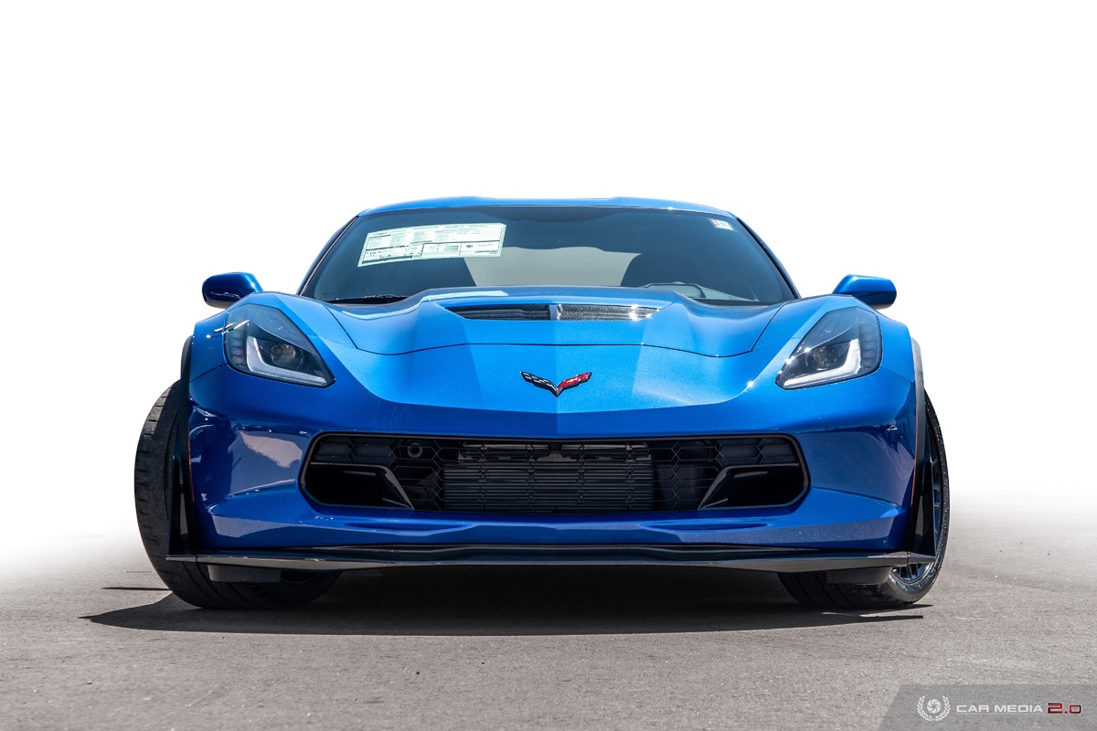 Build your Custom Chevrolet Corvette or other Performance vehicle at the Georgetown Chevrolet Custom Performance Centre