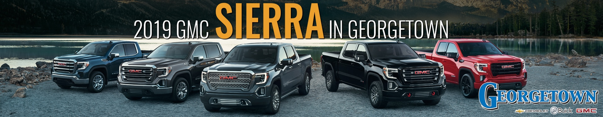 New Trucks in Georgetown. Discover the 2019 Chevrolet Silverado in Georgetown and the Greater Toronto Area from Georgetown Chevrolet.